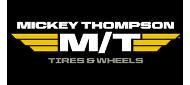 Mickey Thompson Tires & Wheels logo